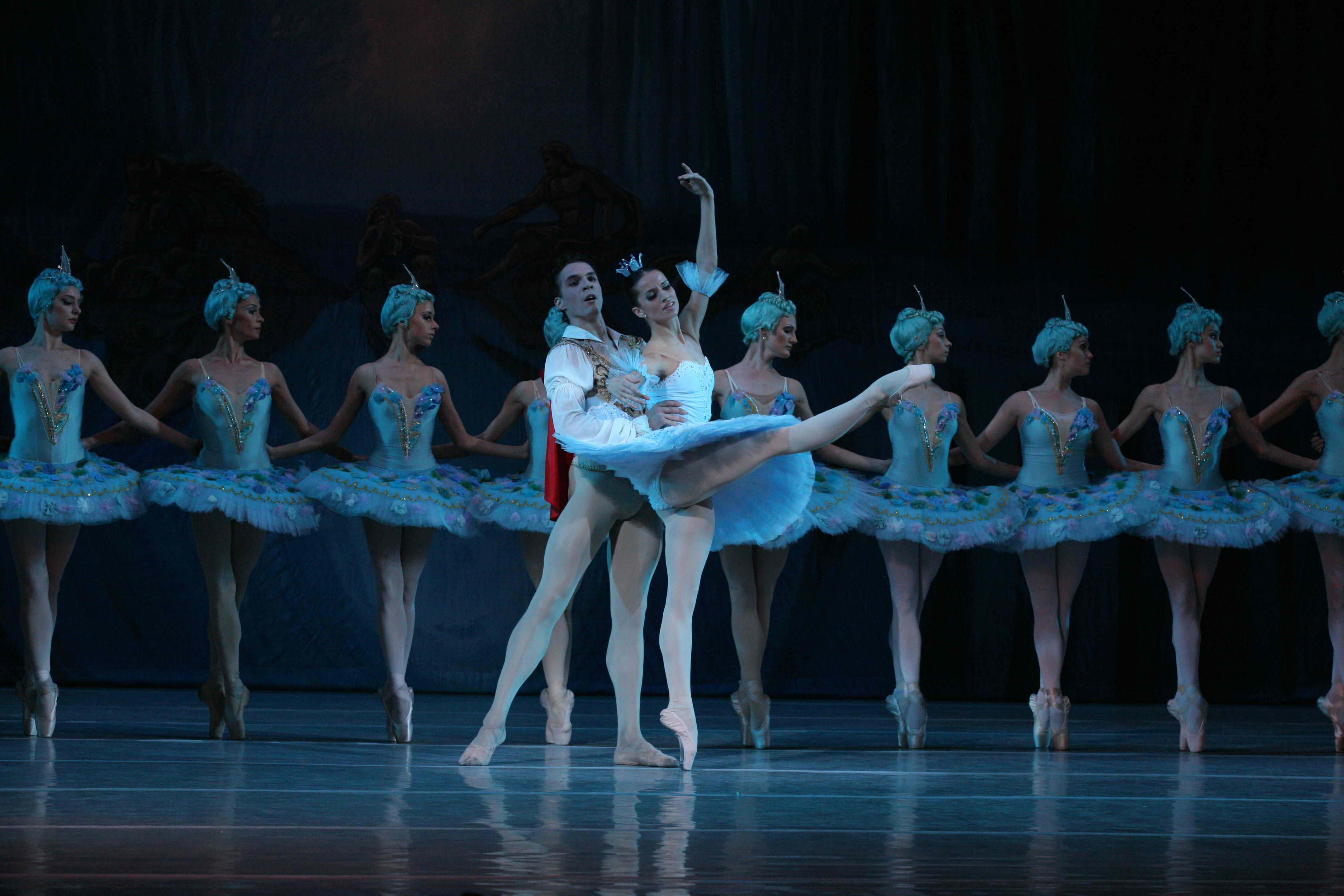 Ballet Belle Au Bois Dormant - La Belle au Bois Dormant Archive du Blog BALLET OPERA NATIONAL DE KIEV danse La Belle au